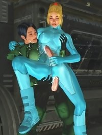 these dickgirls fuck even in space