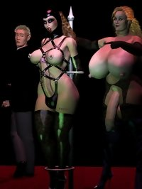 private futanari BDSM club